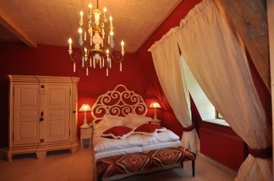 Das Hotel Pronstorfer Torhaus bietet 21 individuell eingerichtete Zimmer.