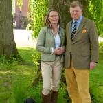 Graf und Gräfin zu Rantzau
