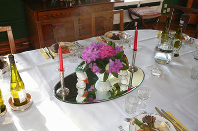 Schloss Harkotten - Gastronomie