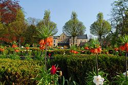 Vorschaubild Presse Schloss Ippenburg im Frühling