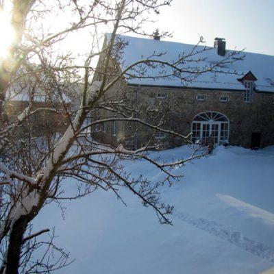 Rittergut Bocka - Winterstimmung
