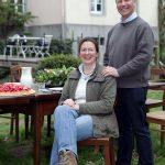Hilmar und Silke von Mansberg