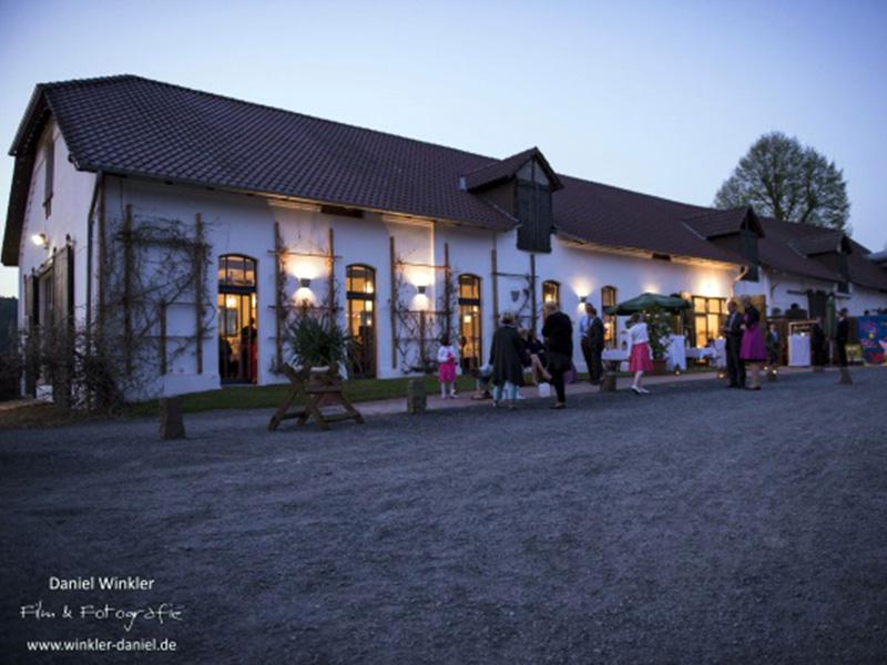 Rittergut Meinbrexen - Festsaal