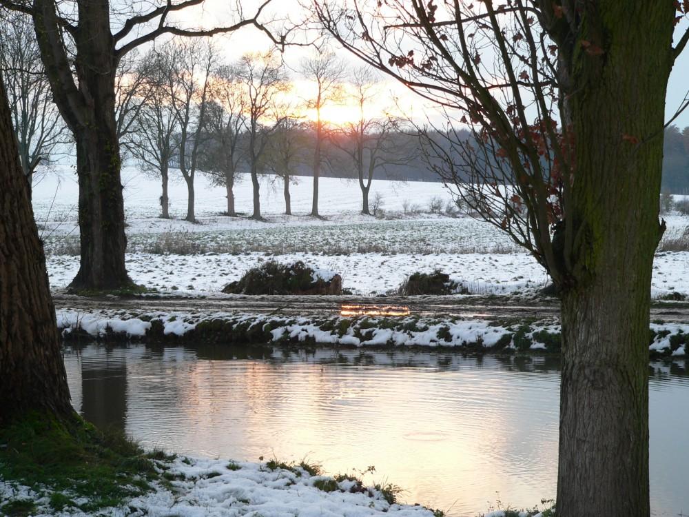 Gut Böckel - Gräfte Winter