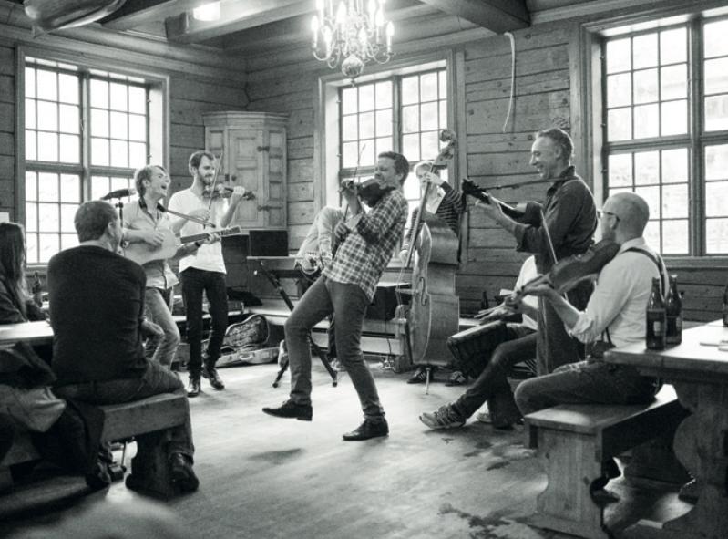 Niedersächsische Musiktage Barokksolistene - The Alehouse Session