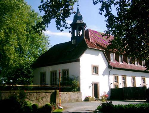 Schlosskapelle von Schloss Harkotten