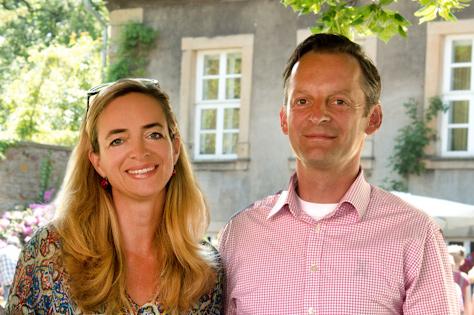 Die Ideengeber Tania und Nicolaus v. Schöning