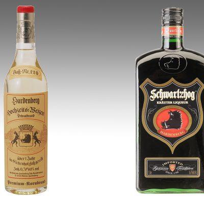 Hardenberg Hochzeitsweizen und Hardenberg Schwartzhog
