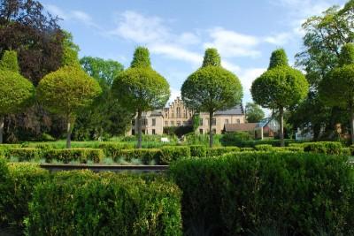 Schloss Ippenburg - Sehnsucht nach Pawlowsk