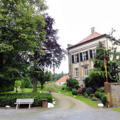 Schloss Harkotten - Sommer Schloss