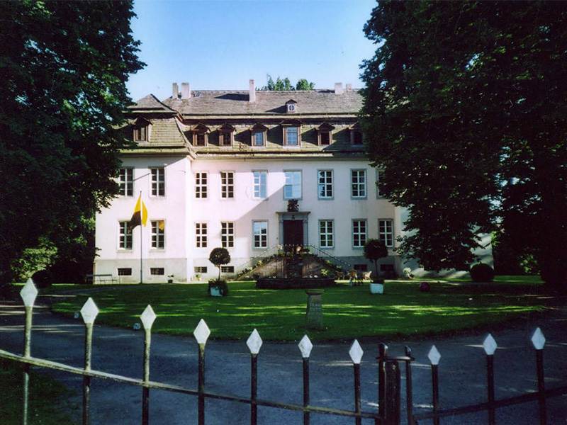 Rittergut Meinbrexen - Herrenhaus