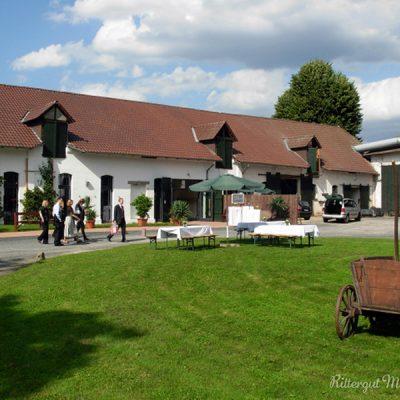 Rittergut Meinbrexen - Aussenbereich