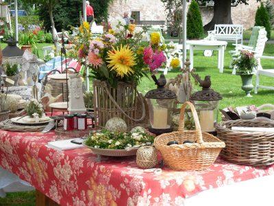 Rittergut Meinbrexen - Park- und Gartenwochenende