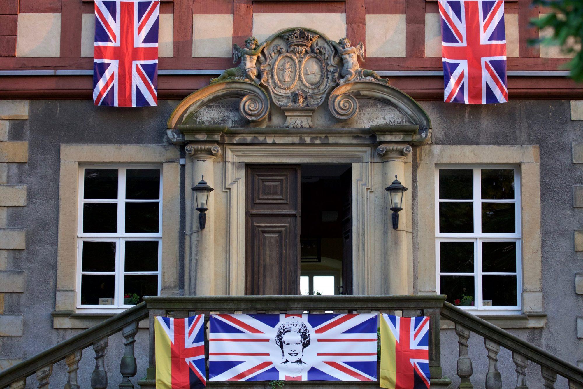British Weekend auf dem Rittergut Remeringhausen