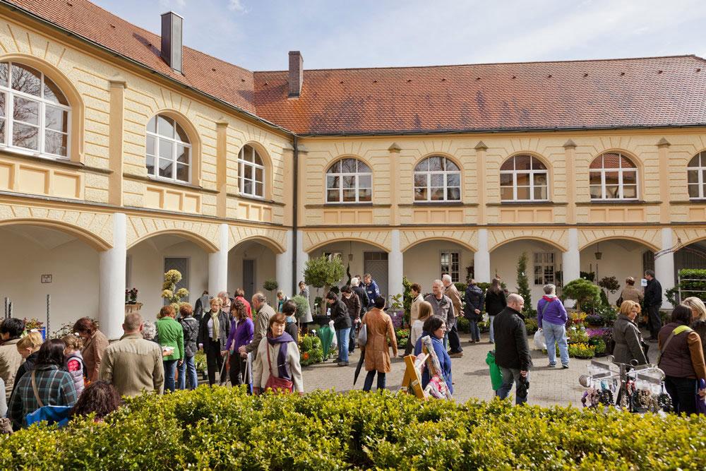 Gartentage auf Schloss Guteneck